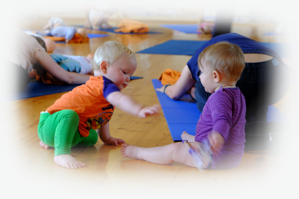 Mama & Baby Yoga 3-18 months