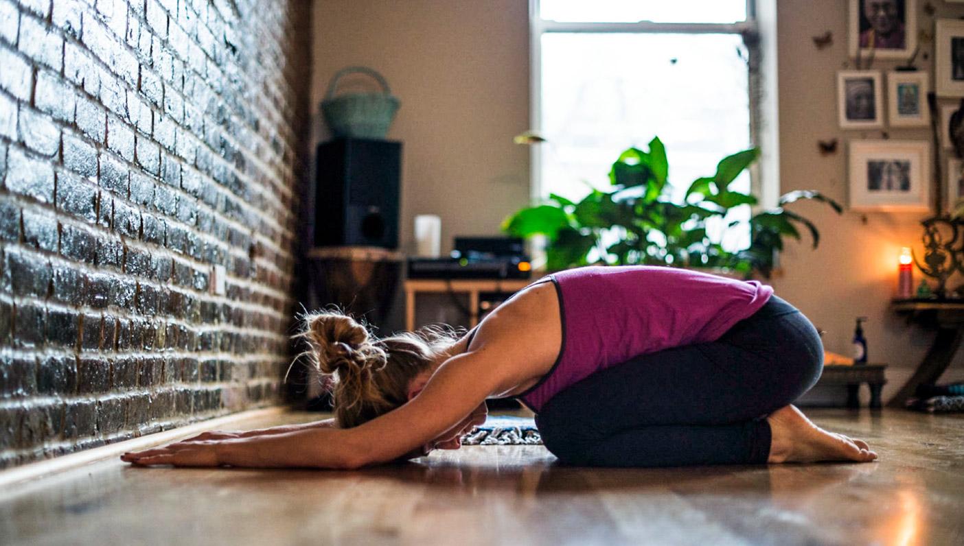 Workshop Jóga pro domácí praxi