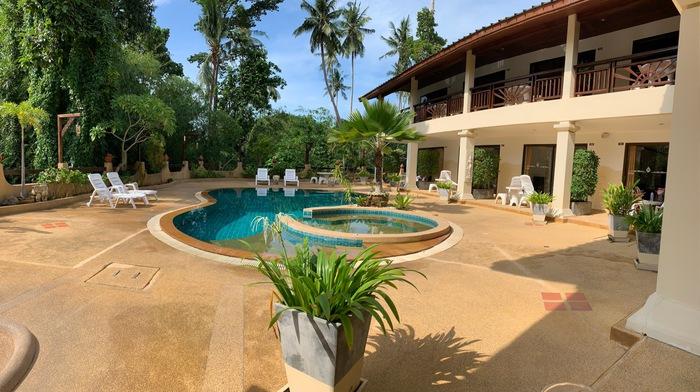 Jógový pobyt na thajském Ko Samui