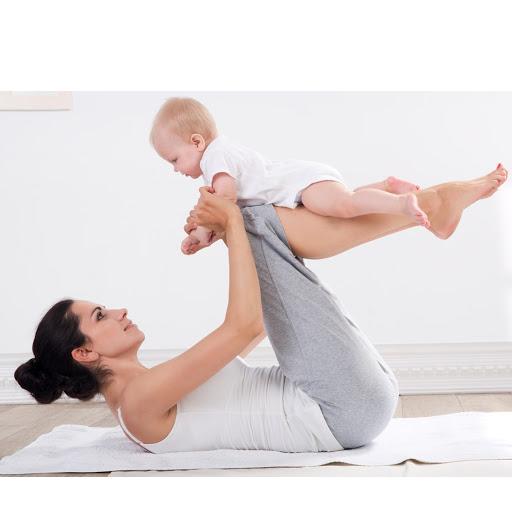 Mama & Baby jóga