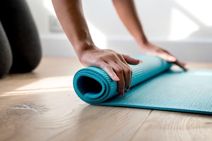 Jóga pro domácí praxi